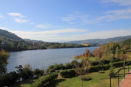 Laias, Ισπανία: vista desde el balcón