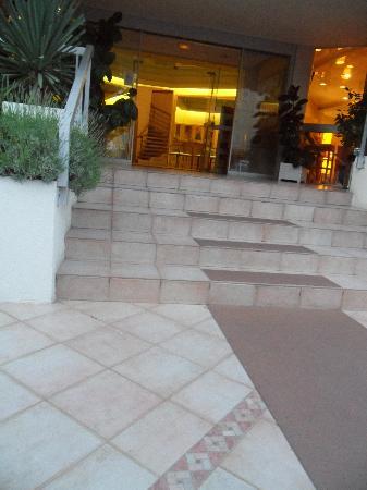 هوتل بريس دي مير: Hotel