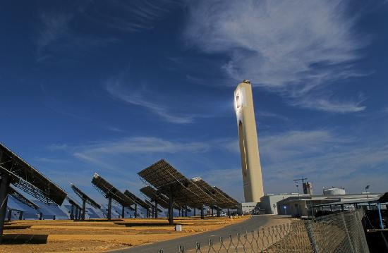 Solar Power Plants: PS10 in full operation