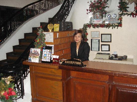 Hotel Galleria Davao : Reception