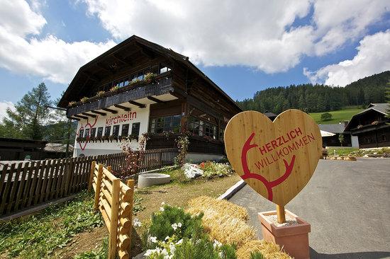 Kirchleitn Dorf Kleinwild: Herzlich Willkommen