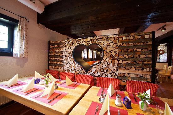 Kirchleitn Dorf Kleinwild: Restaurant