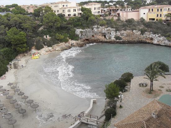 Barcelo Ponent Playa: cala 1