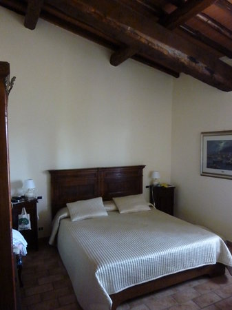 Tenuta Mormoraia: our bedroom
