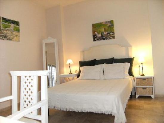 Apartametos Sevilla: Habitaciones