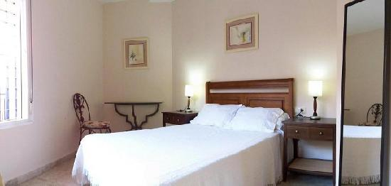 Apartamentos Sevilla: Habitaciones