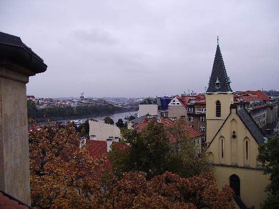Platan: View from thr balcony