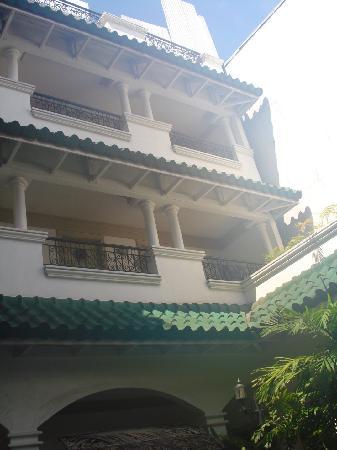 Hotel Galleria Davao : Floors