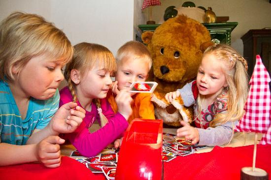 Kirchleitn Dorf Kleinwild: Kinderbetreuung