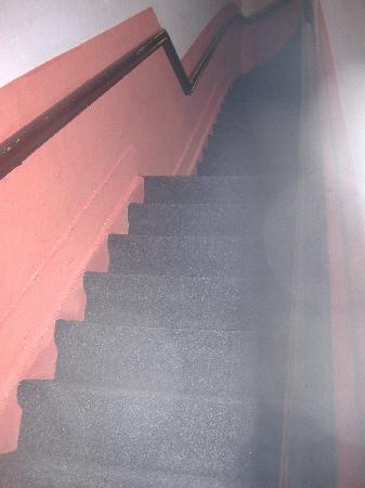 Bema Rentals : escaleras super empinadas!