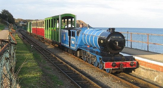 Scarborough, UK : Small railway