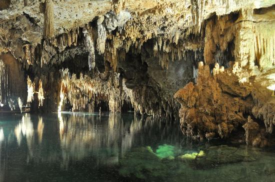 Aktun Chen: CaveTour Cenote