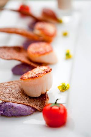 Hotel Restaurant & SPA Plaisir : Restaurant de l'Hôtel Plaisir