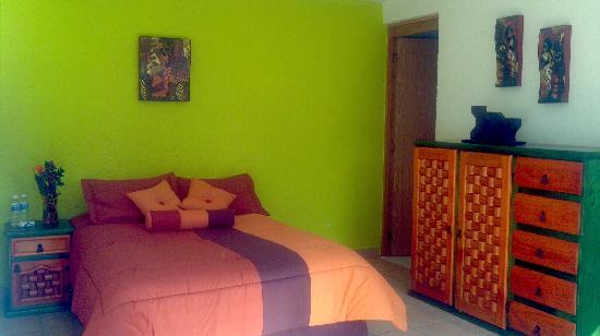 Hotel Casa de la Luz: Habitaciones confortables