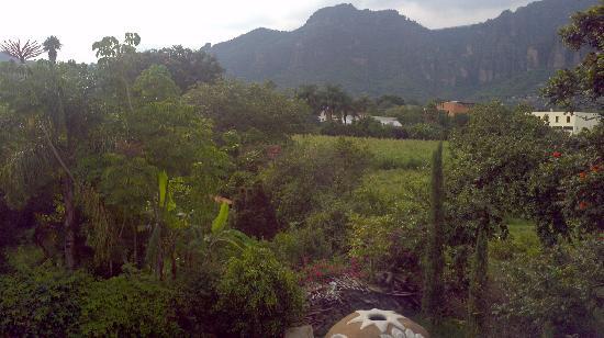 Hotel Casa de la Luz: Nuestra vista panoramica
