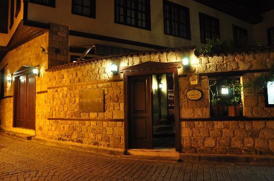 Eski Masal Hotel: Entrée hotel