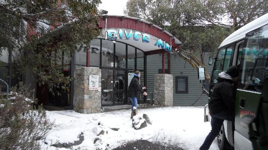 River Inn Resort: ingresso