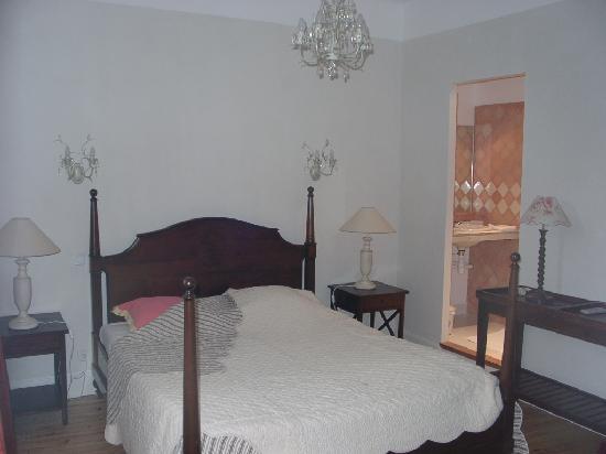 Chambres d'hotes Les Pratges : Chambre familiale Lalie-Lucas