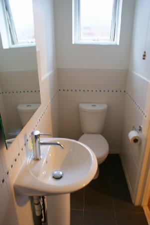 Park Lodge Guest House : Bathroom