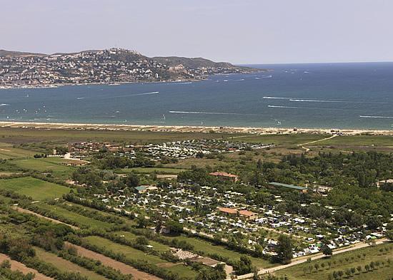Camping Rubina Resort: Foto aerea