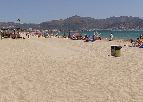 Camping Rubina Resort: Playa de la Rubina