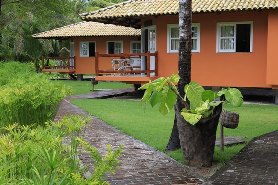 Karapitangui Praia Hotel: Bangalôs