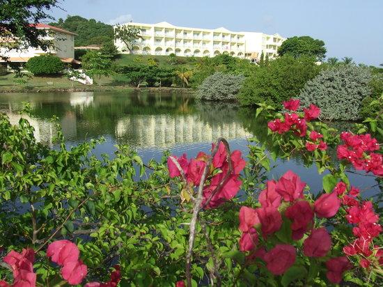 Grenadian by Rex Resorts: The lovely gardens