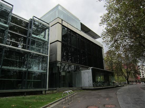 Bilbao Fine Arts Museum: Latest extension