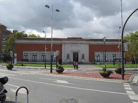Bilbao Fine Arts Museum: Original building