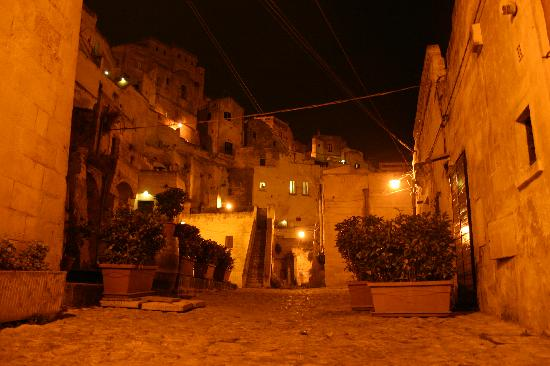 Residence Le Vie Del Mosto : Matera by night II°