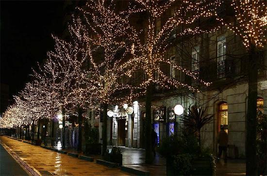 Hotel Compostela: Montero Rios