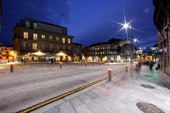 Hotel Compostela: Puerta del Sol