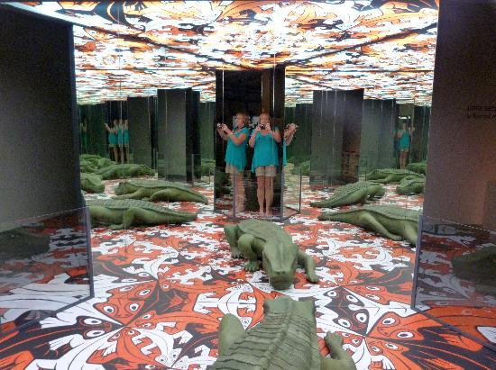 Science Park (Parque de las Ciencias): Escher exhibition