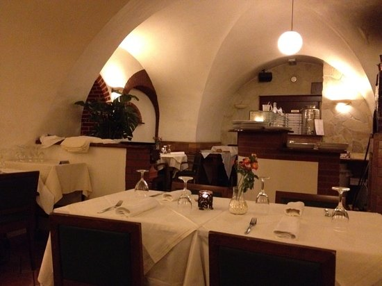 Photo of Italian Restaurant L'Asino Che Ride at Dorotheergasse 19, Vienna 1010, Austria