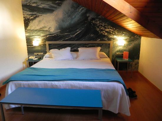 Hotel Pessets & Spa: Nido de amor