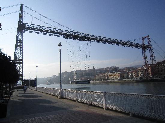 Puente Colgante Vizcaya: Puente Vizcaya