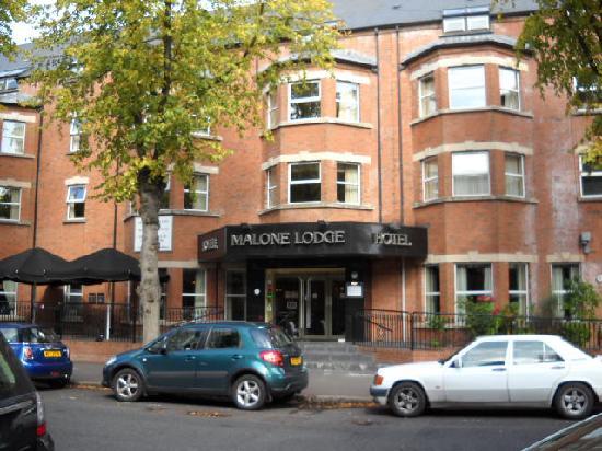 Malone Lodge Hotel & Apartments: Malone Hotel