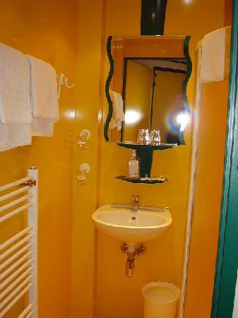 Hotel Asperner Lowe : bagno