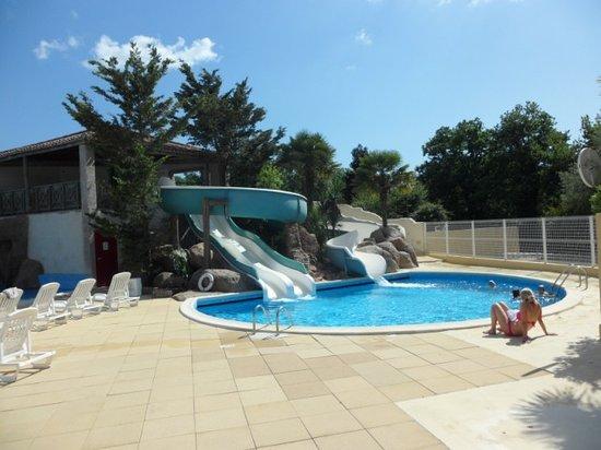 La Garangeoire: The pool (2)