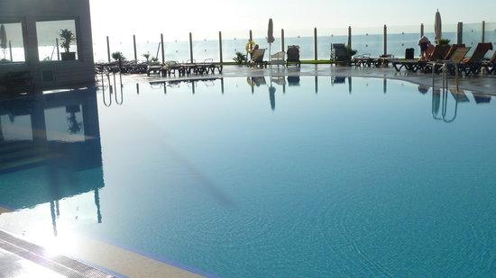 El Medano, إسبانيا: Pool