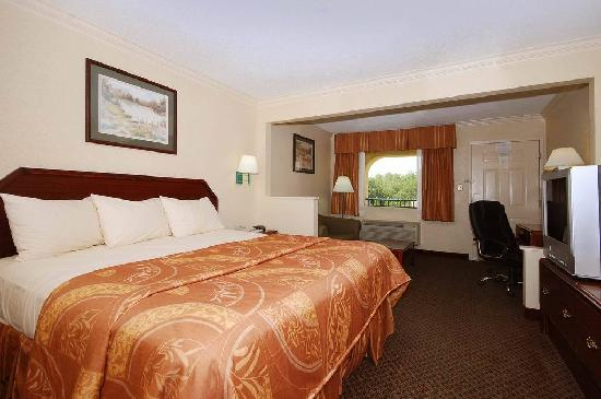 Best Western Inn & Suites: King Guestroom