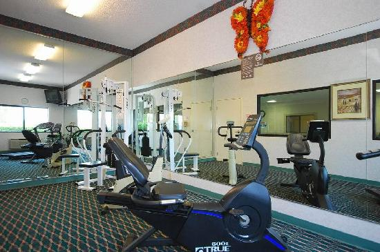 Best Western Inn & Suites: Fitness Center