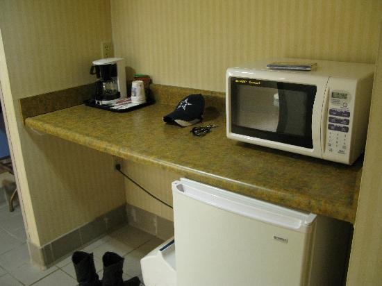 Comfort Inn Duncansville - Altoona: Coffee area