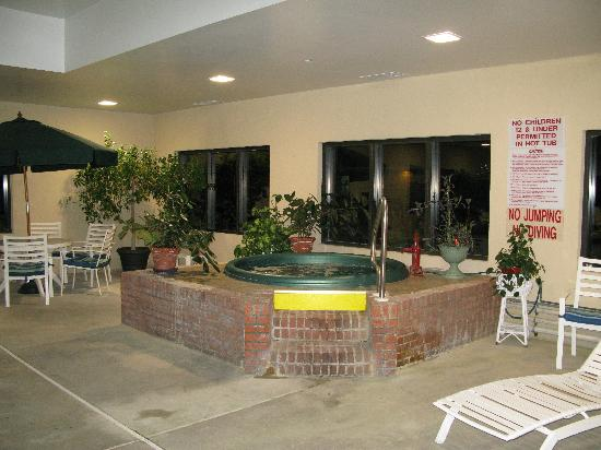 Comfort Inn Duncansville - Altoona: Hot tub