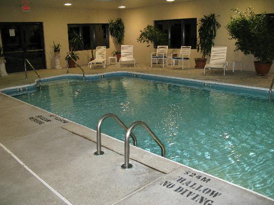 Comfort Inn Duncansville - Altoona: Pool