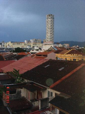 Hong Ping Hotel: view