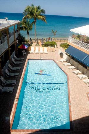 Villa Cofresi Hotel: Right on the beach
