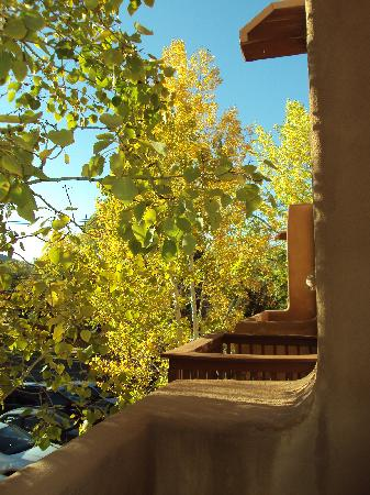 Inn on the Alameda: balcony