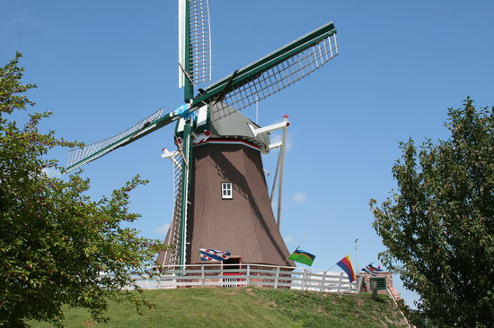 Dutch Windmill, Fulton, IL