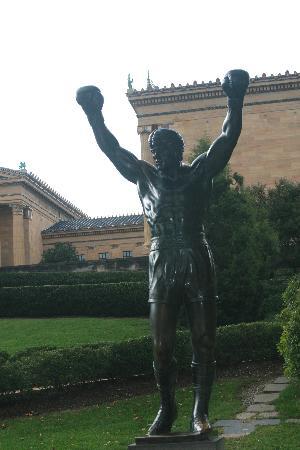 Philadelphia, PA: rocky balboa